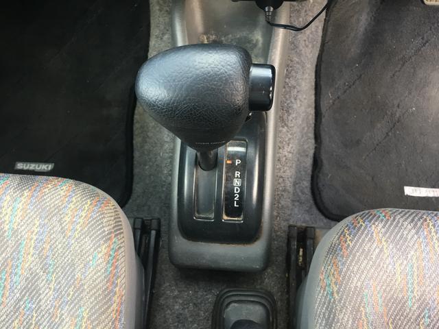 XC 4WD パワーウィンドウ キーレス フルフラット(20枚目)