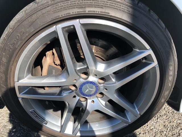 E250ワゴン AMGスポーツパッケージ 純正18AW(19枚目)