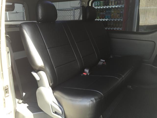 トヨタ ハイエースバン ロングスーパーGL エクステリアパック10