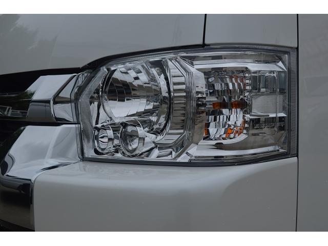 トヨタ ハイエースワゴン GL 20インチアルミ 3.5インチローダウン