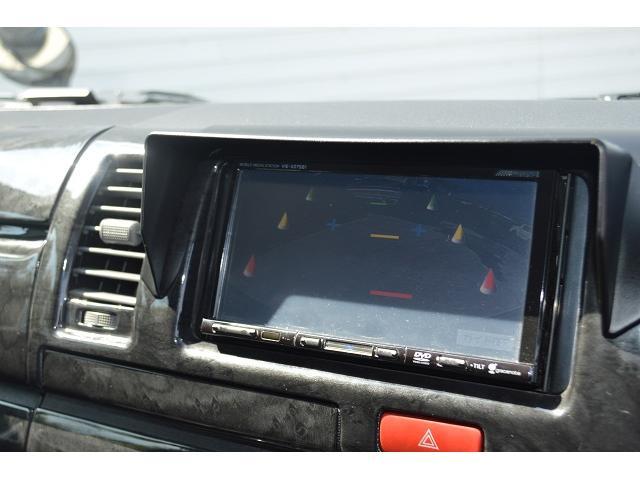 トヨタ ハイエースバン ロングスーパーGL 18インチAW フルセグナビ Bカメラ