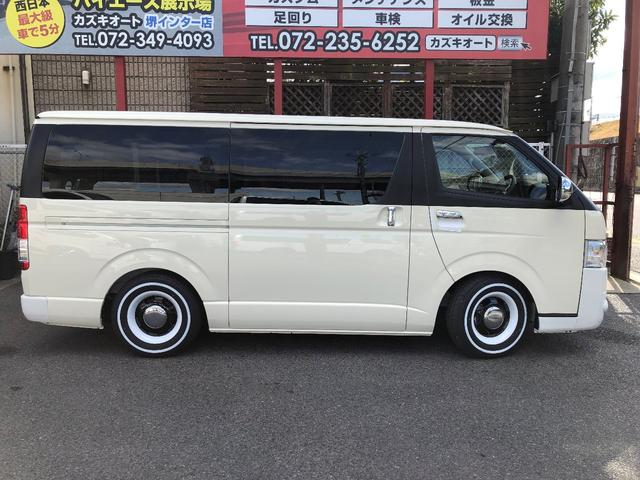 「トヨタ」「ハイエース」「その他」「大阪府」の中古車4