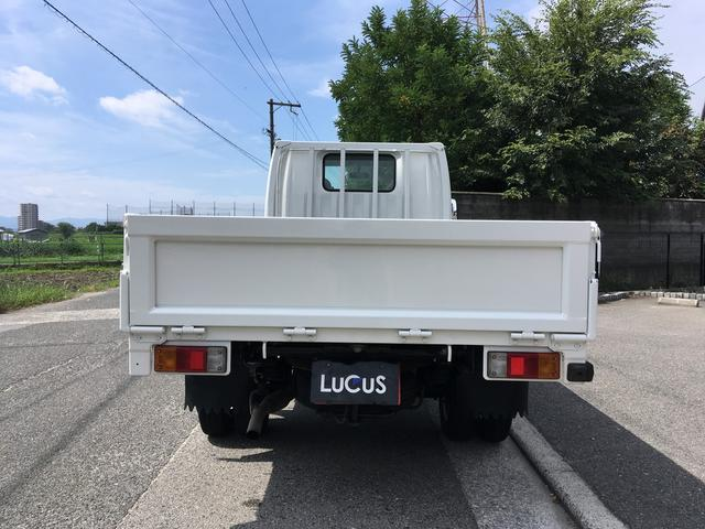 マツダ タイタンダッシュ ロングワイドローDX 3方開 低床 5MT Wタイヤ