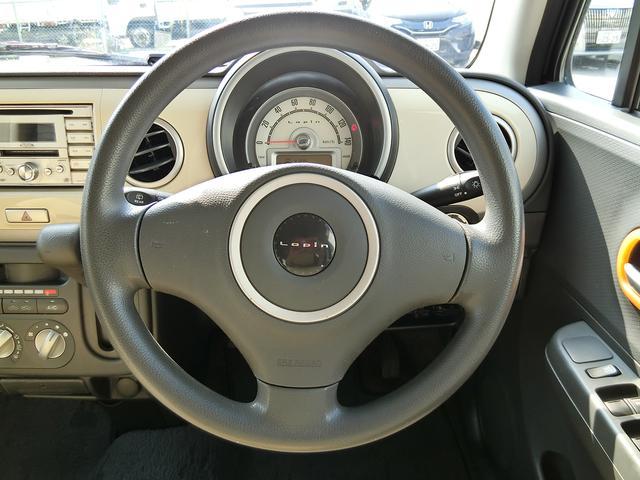 スズキ アルトラパン G 4WD スタッドレスタイヤ付き ETC