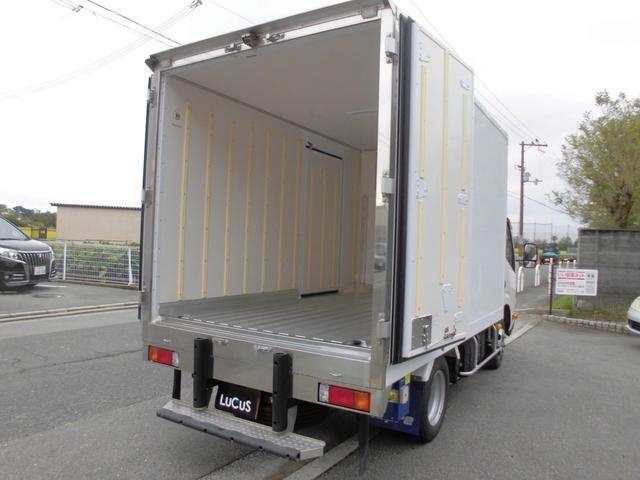 冷蔵冷凍車 スタンバイ バックカメラ 衝突防止(15枚目)