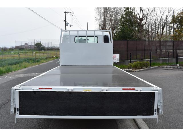 ワイドロング 5MT 荷台鉄板張り 積載4000Kg(16枚目)