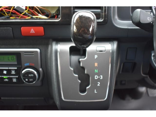 ロングスーパーGLプライムセレ PS PW AT LEDヘッドライト パール ダークプライム TVナビ有 フリップダウンモニター Bカメラ 純正ビルトインETC(11枚目)