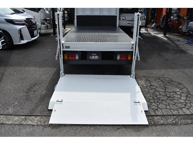 ワイドロー 平ボディ10尺 PS PW 5MT 大型折畳垂直パワーゲート 積載2000kg(16枚目)