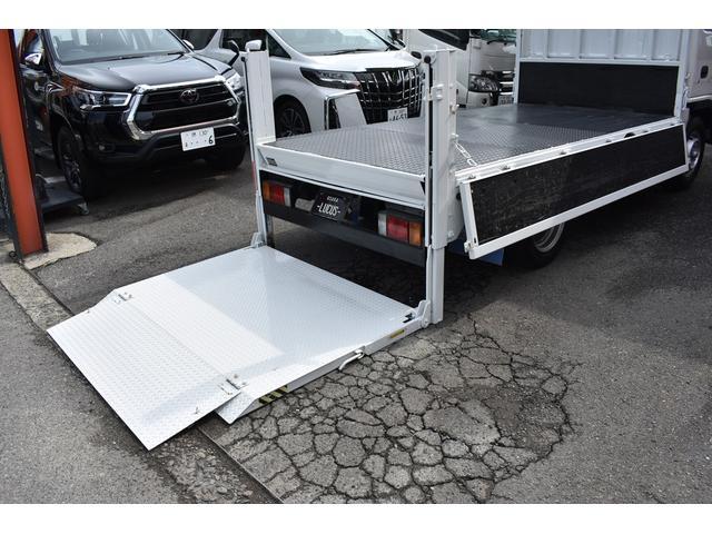 ワイドロー 平ボディ10尺 PS PW 5MT 大型折畳垂直パワーゲート 積載2000kg(17枚目)