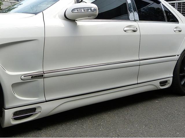 S350 ロリンザー仕様 黒革SR HDD地デジ(45枚目)