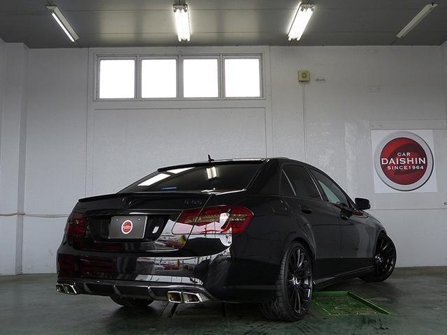 E350 アバンギャルドE63AMG仕様黒革SRHDD地デジ(4枚目)