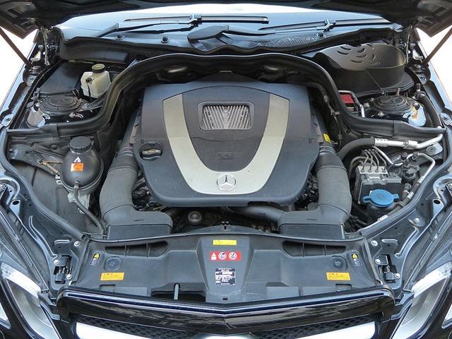 E350 アバンギャルドE63AMG仕様黒革SRHDD地デジ(13枚目)