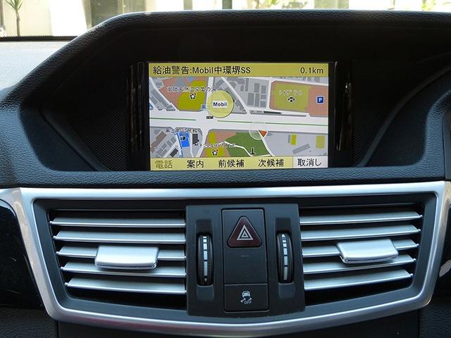E350 アバンギャルドE63AMG仕様黒革SRHDD地デジ(15枚目)