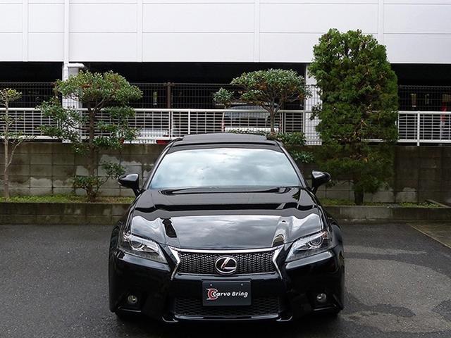 GS350 Fスポーツ黒革SRHDD地デジPトランク19AW(24枚目)
