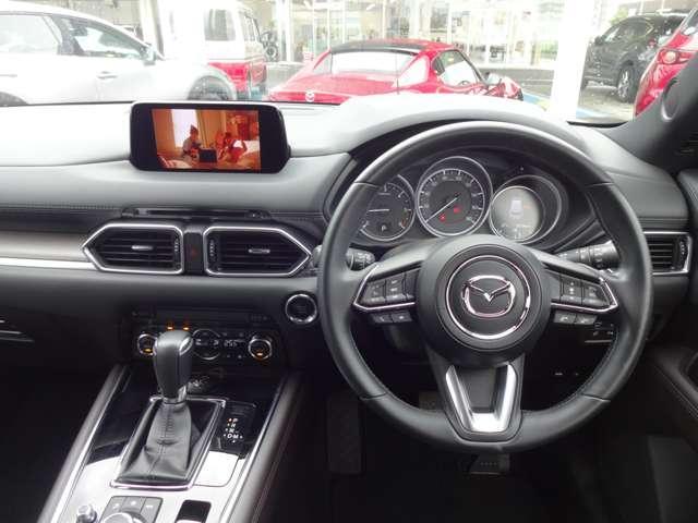 XD Lパッケージ 安全運転サポート車(サポカーS・ワイド) 衝突被害軽減ブレーキ マツダコネクオメモリーナビ サイド&バックカメラ スマートインETC LEDライト 3列シート 7人乗り(3枚目)