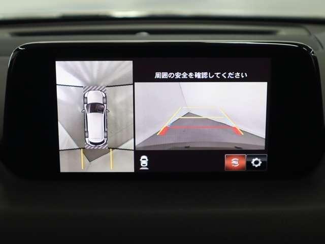 XD Lパッケージ 安全運転サポート車(サポカーS・ワイド) 衝突被害軽減ブレーキ マツダコネクオメモリーナビ サイド&バックカメラ スマートインETC LEDライト 3列シート 7人乗り(6枚目)