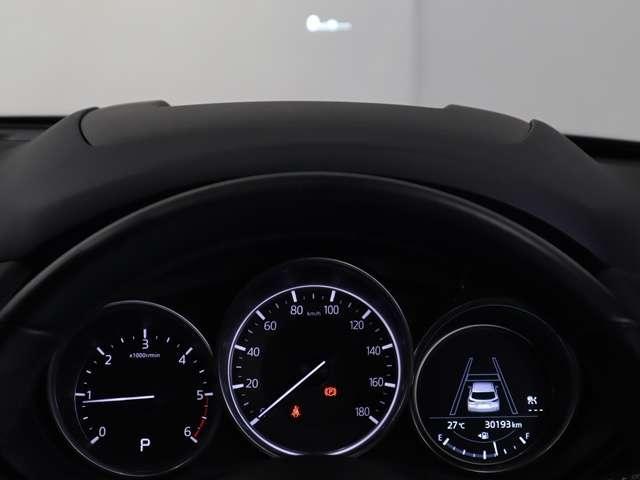 XD Lパッケージ 安全運転サポート車(サポカーS・ワイド) 衝突被害軽減ブレーキ マツダコネクオメモリーナビ サイド&バックカメラ スマートインETC LEDライト 3列シート 7人乗り(7枚目)