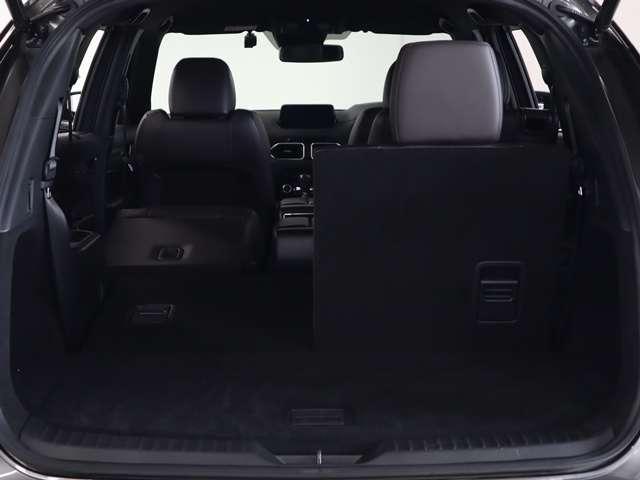 XD Lパッケージ 安全運転サポート車(サポカーS・ワイド) 衝突被害軽減ブレーキ マツダコネクオメモリーナビ サイド&バックカメラ スマートインETC LEDライト 3列シート 7人乗り(15枚目)
