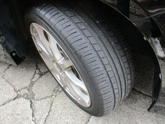 タイヤ溝まだまだ大丈夫です