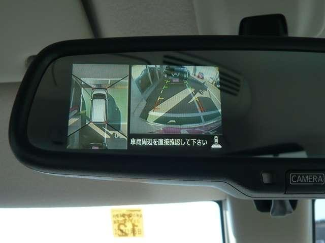 X 両側オートスライド&メモリーナビ【MC315D-W】&フルセグ&アラウンドビューモニター(12枚目)