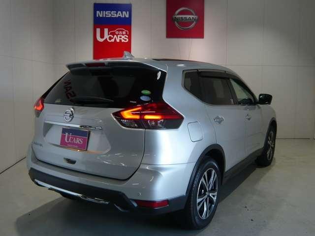 20Xi 【2WD】NissanConnectナビゲーション&フルセグ&プロパイロット&リモコンオートバックドア&LEDへッドライト&ETC(4枚目)