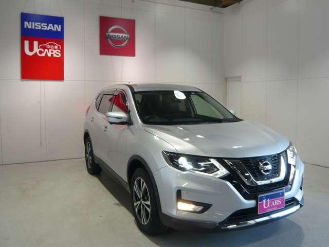 20Xi 【2WD】NissanConnectナビゲーション&フルセグ&プロパイロット&リモコンオートバックドア&LEDへッドライト&ETC(6枚目)