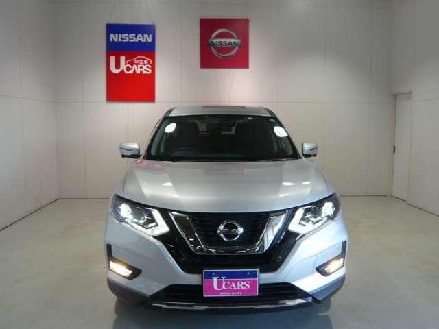 20Xi 【2WD】NissanConnectナビゲーション&フルセグ&プロパイロット&リモコンオートバックドア&LEDへッドライト&ETC(7枚目)