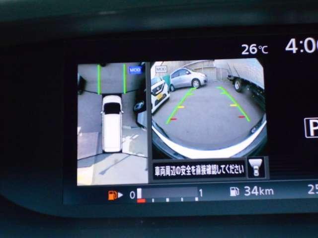2.0 ハイウェイスター 後席モニター 両側オートスライド 全周囲 パーキングアシスト オートクルーズ LEDヘッド ABS 1オーナー ETC Bカメラ メモリナビ ナビTV 盗難防止システム アルミ インテリジェントキー エマージェンシー キーフリー CD(14枚目)