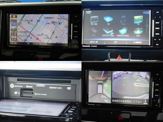 ハイウェイスター Gターボ アラウンドV アルミ 軽減ブレーキ CD LEDライト キーレスエントリー スマートキ- Bモニター ETC クルコン メモリーナビ アイドリングストップ 盗難防止システム ABS 両側パワードア(6枚目)