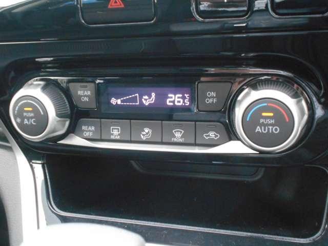 2.0 ハイウェイスター 両側オートスライド 後席モニター 全周囲カメラ パーキングアシスト オートクルーズ LEDヘッド ABS 1オーナー ETC メモリナビ ナビTV 盗難防止システム アルミ インテリジェントキー エマージェンシー キーフリー CD(11枚目)