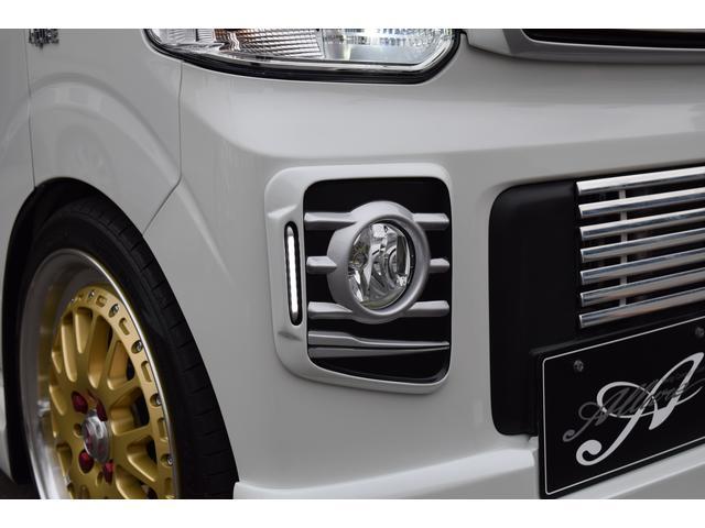 PZターボ NA JACK ALLURE 新車コンプリートカー エアロ3点 ペイント ナビ 取り付けキット フロアーマット ダウンサス16インチアルミがセットのプランとなります(7枚目)