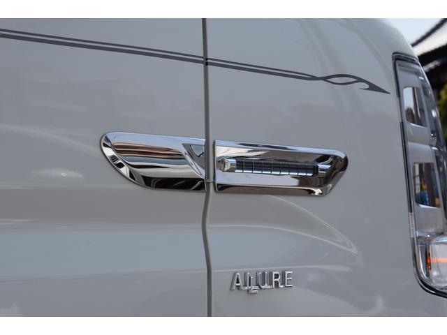 PZターボ NA JACK ALLURE 新車コンプリートカー エアロ3点 ペイント ナビ 取り付けキット フロアーマット ダウンサス16インチアルミがセットのプランとなります(11枚目)