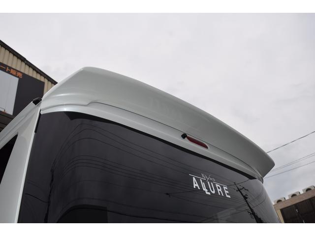 PZターボ NA JACK ALLURE 新車コンプリートカー エアロ3点 ペイント ナビ 取り付けキット フロアーマット ダウンサス16インチアルミがセットのプランとなります(14枚目)
