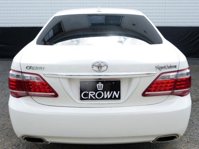 トヨタ クラウン 2.5RS 特別仕様車 アニバーサリーED 本革
