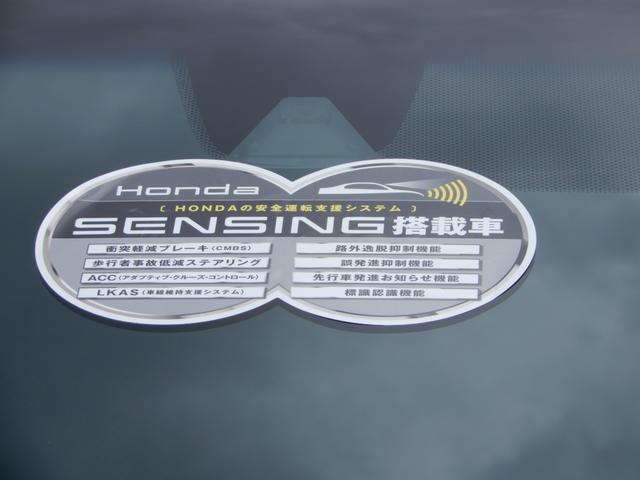 ハイブリッドRS・ホンダセンシング デモカー ETC フルセ(18枚目)