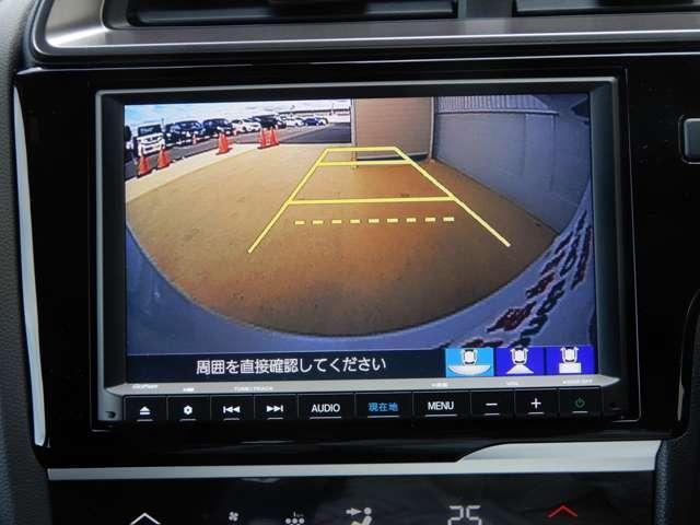 S ホンダセンシング メモリーナビ リヤカメラ 当社デモカー(4枚目)