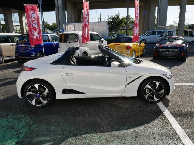 「ホンダ」「S660」「オープンカー」「大阪府」の中古車29