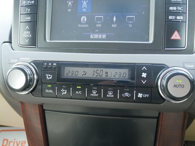 TZ-G 2.8ディーゼルターボ 4WD メーカーオプションナビ サンルーフ モデリスタウイングデッキ マフラー 全周囲カメラ フランクセン革シート AW ETC 7名乗り クルコン パワーシート 3列シート(22枚目)