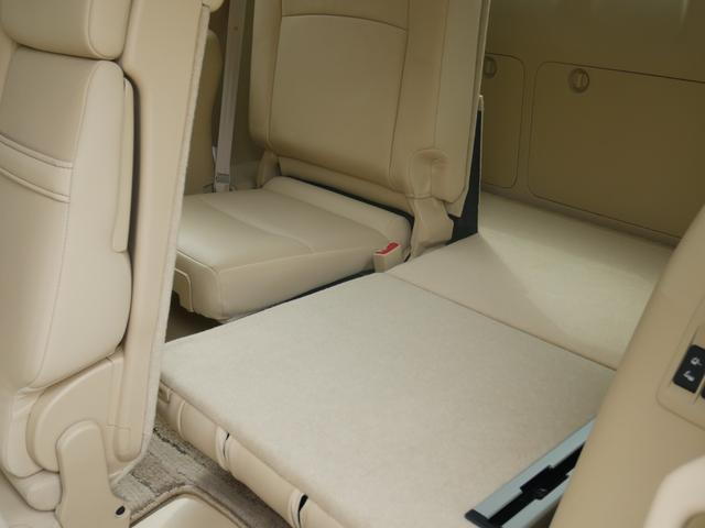 TZ-G 2.8ディーゼルターボ 4WD メーカーオプションナビ サンルーフ モデリスタウイングデッキ マフラー 全周囲カメラ フランクセン革シート AW ETC 7名乗り クルコン パワーシート 3列シート(58枚目)