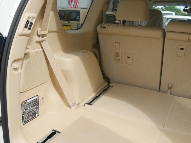 TZ-G 2.8ディーゼルターボ 4WD メーカーオプションナビ サンルーフ モデリスタウイングデッキ マフラー 全周囲カメラ フランクセン革シート AW ETC 7名乗り クルコン パワーシート 3列シート(59枚目)