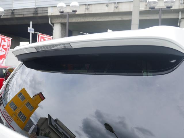 TZ-G 2.8ディーゼルターボ 4WD メーカーオプションナビ サンルーフ モデリスタウイングデッキ マフラー 全周囲カメラ フランクセン革シート AW ETC 7名乗り クルコン パワーシート 3列シート(64枚目)