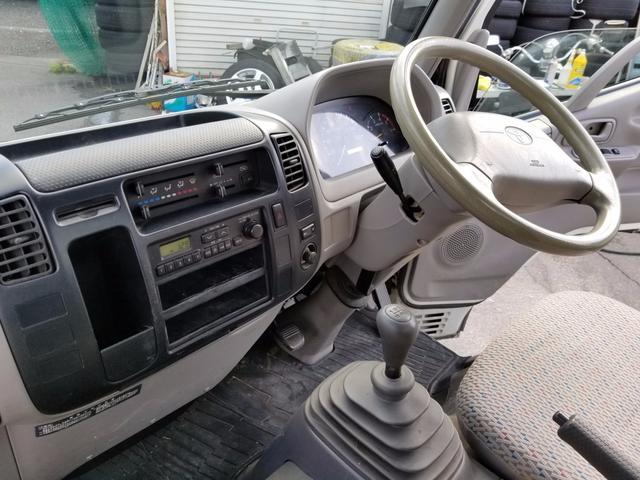 トヨタ ダイナトラック ロングジャストロー 10尺 5F 鉄板張 2.5Dターボ