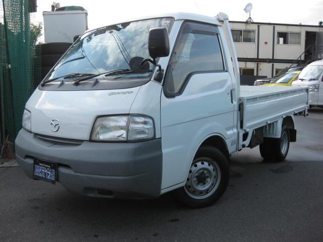 日産 バネットトラック ロングスーパーローDX 1t積 5速 3人乗り 画像が表示されない場合、売約済みです
