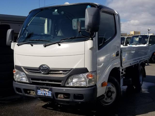 トヨタ ダイナトラック ロングフルジャストロー 10尺 6AT 4.0Dターボ 2t 画像が表示されない場合、売約済みです