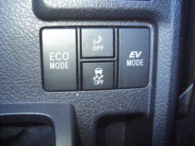 エコモード!EVモード装備!