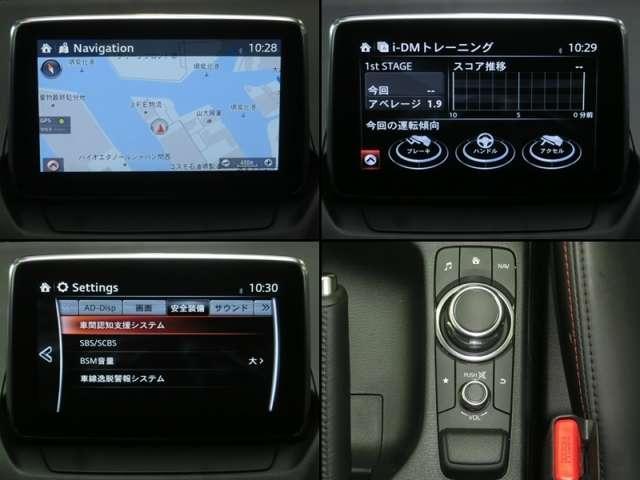 XDツーリング サポカー フルセグSDナビ&バックカメラ(7枚目)