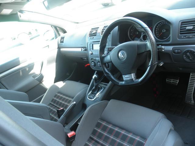 フォルクスワーゲン VW ゴルフ GTI 禁煙車 HID オートエアコン