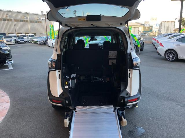 X 車椅子仕様タイプI SDナビTV 左Pスライド(6枚目)