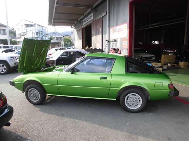 「マツダ」「サバンナRX-7」「オープンカー」「大阪府」の中古車5