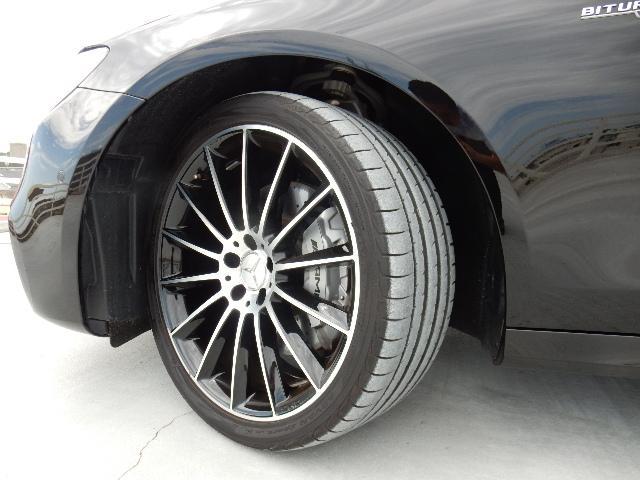 メルセデスAMG メルセデスAMG E43 4マチック サンルーフ 黒革シート 右H 1オナ
